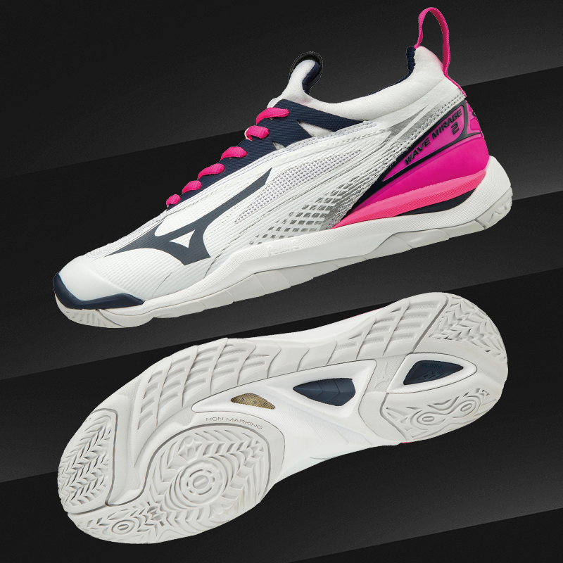 wave mirage 2 netball court shoes
