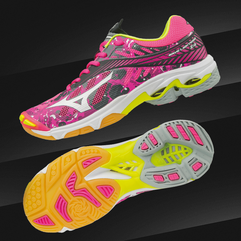 wave lightning z4 volleyball shoes