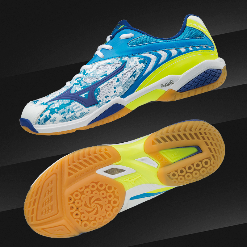 wave fang ss2 badminton shoes