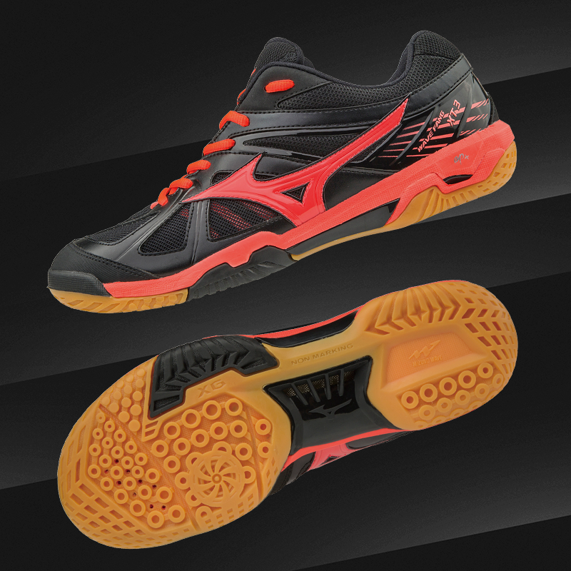 wave fang xt3 badminton shoes