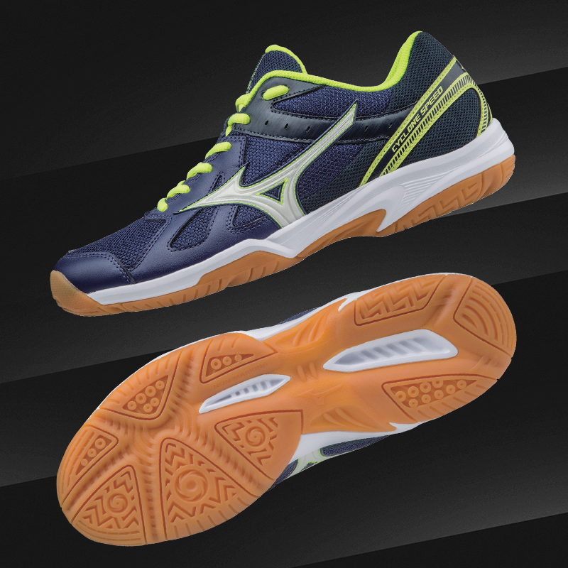 cyclone speed indoor court shoes