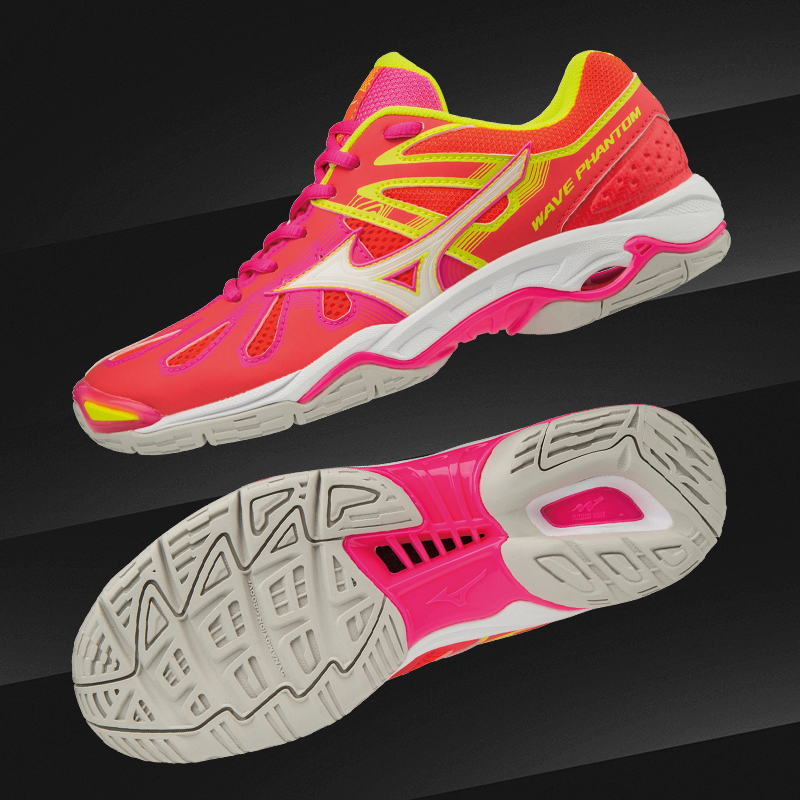 wave phantom netball indoor shoes