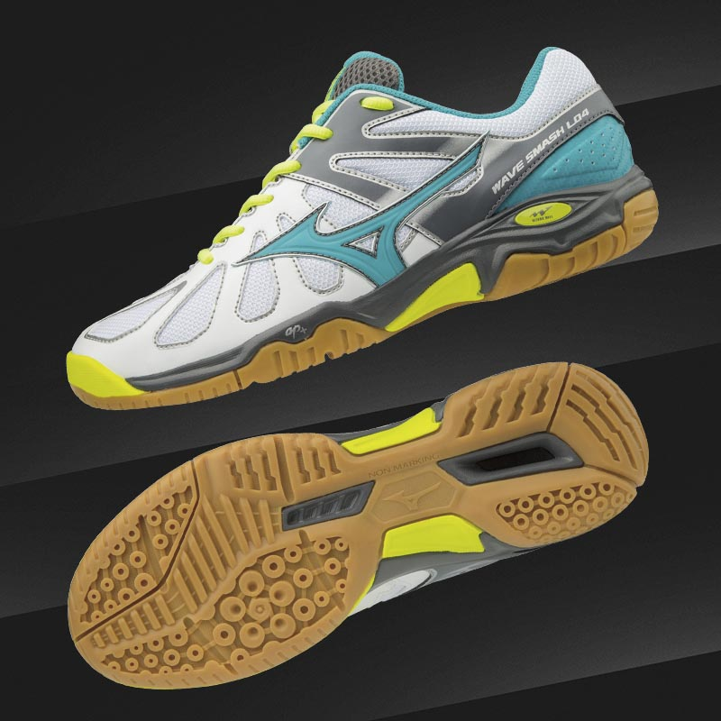 wave smash lo 4 badminton shoes