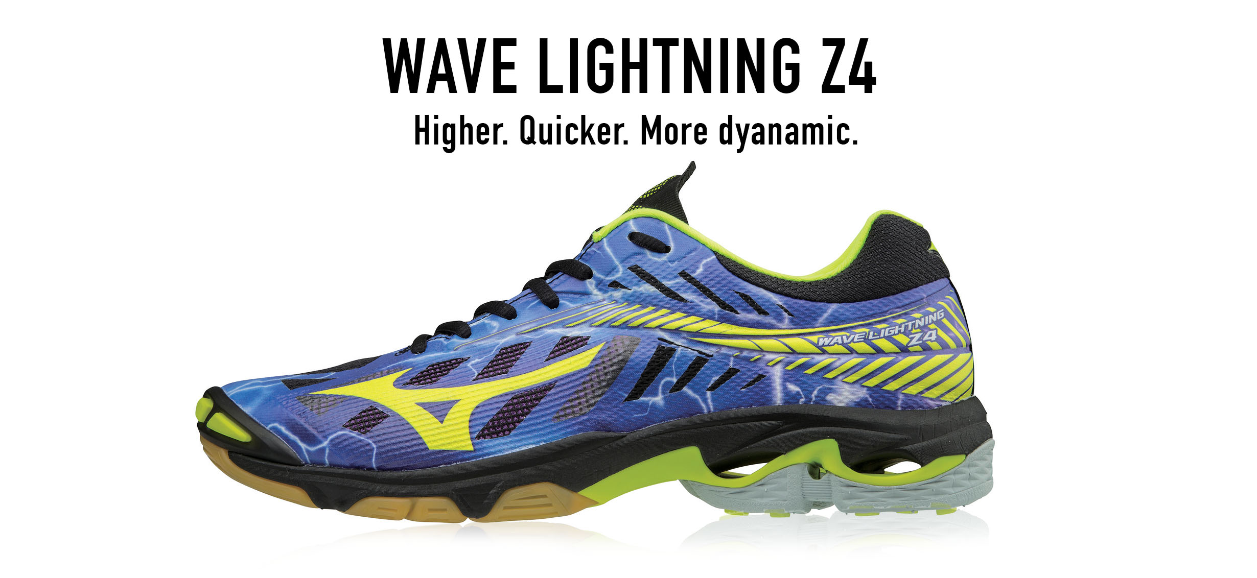 Mizuno - Indoor - Wave Lightning Z4 e8ed714273