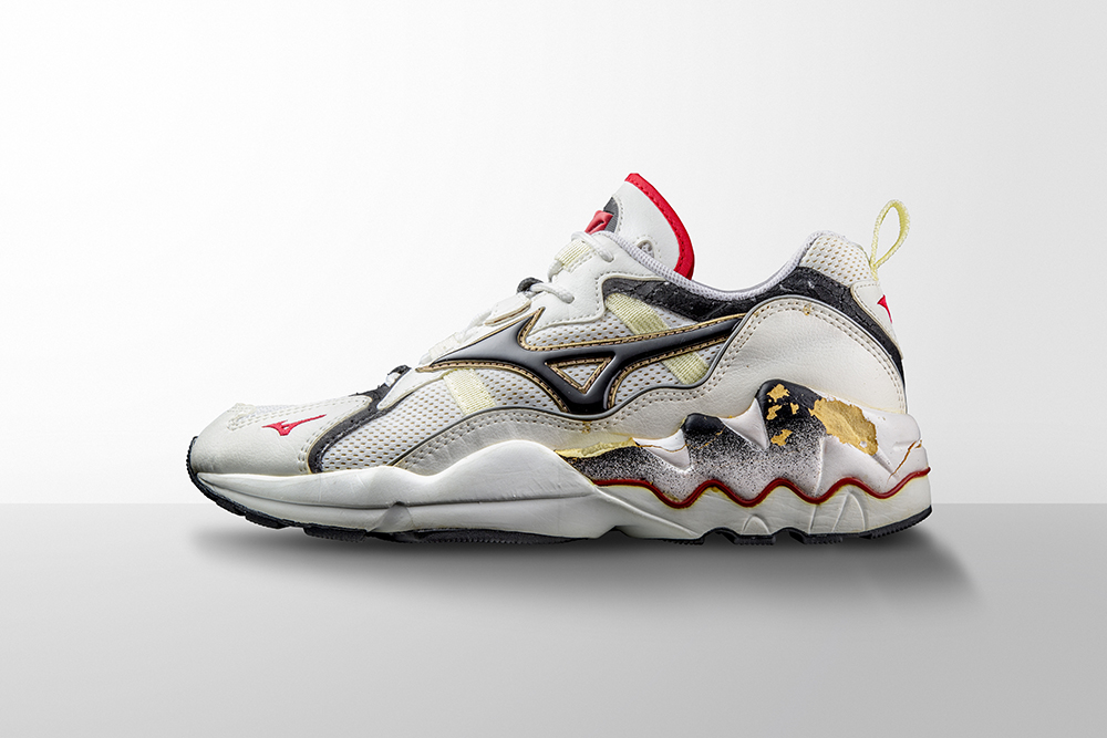 The Wave Rider is turning 20 years old! Mizuno has worked tirelessly for  the past 20 years to develop the Wave Rider into the shoe that it is today. 69de53df6c6f2