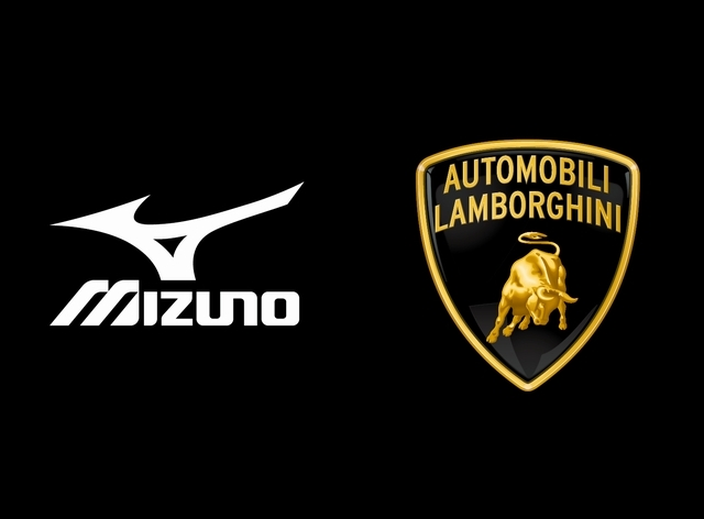 Mizuno and Lamborghini