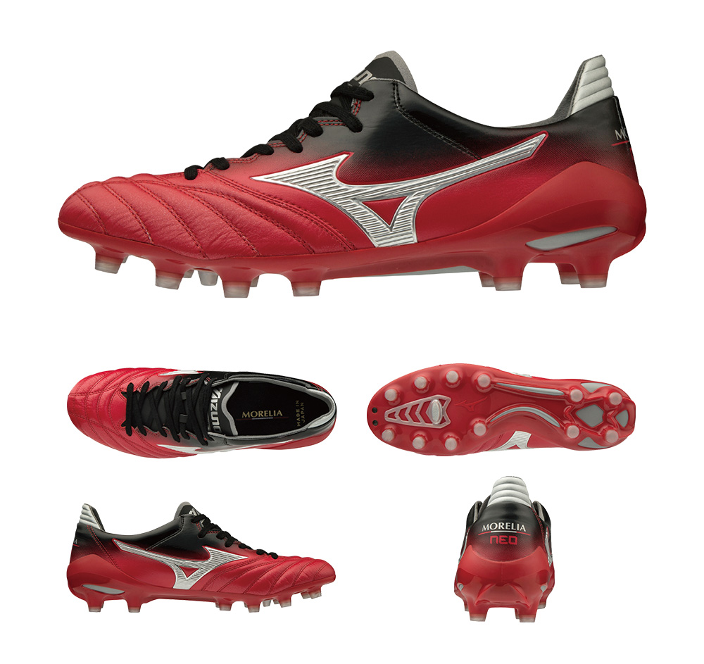 MORELIA NEO II NEW COLOR【 SAMURAI RED 】