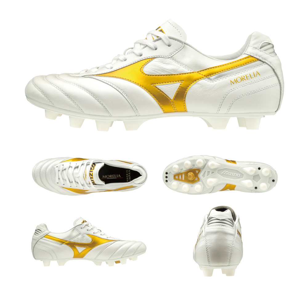 MORELIA Ⅱ(モレリアⅡ)NEW COLOR【 VICTORY GOLD COLOR PACK 】