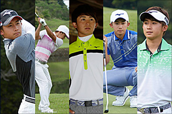 2018 SPRING / SUMMER MIZUNO GOLF WEAR COLLECTION
