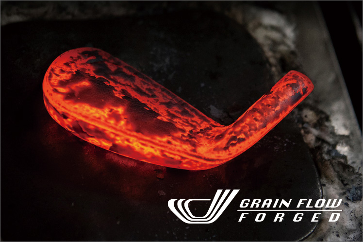 GRAIN FLOW FORGED