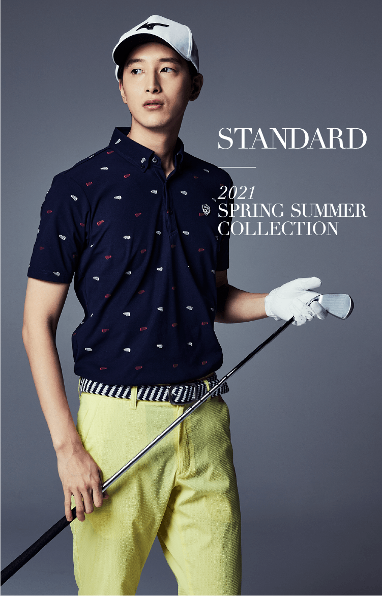 STANDARD 2021 SPRING SUMMER COLLECTION