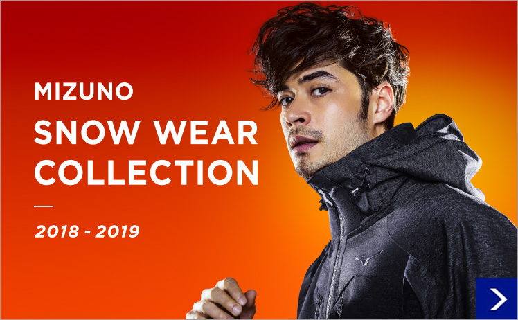 MIZUNO SNOW WEAR COLLECTION