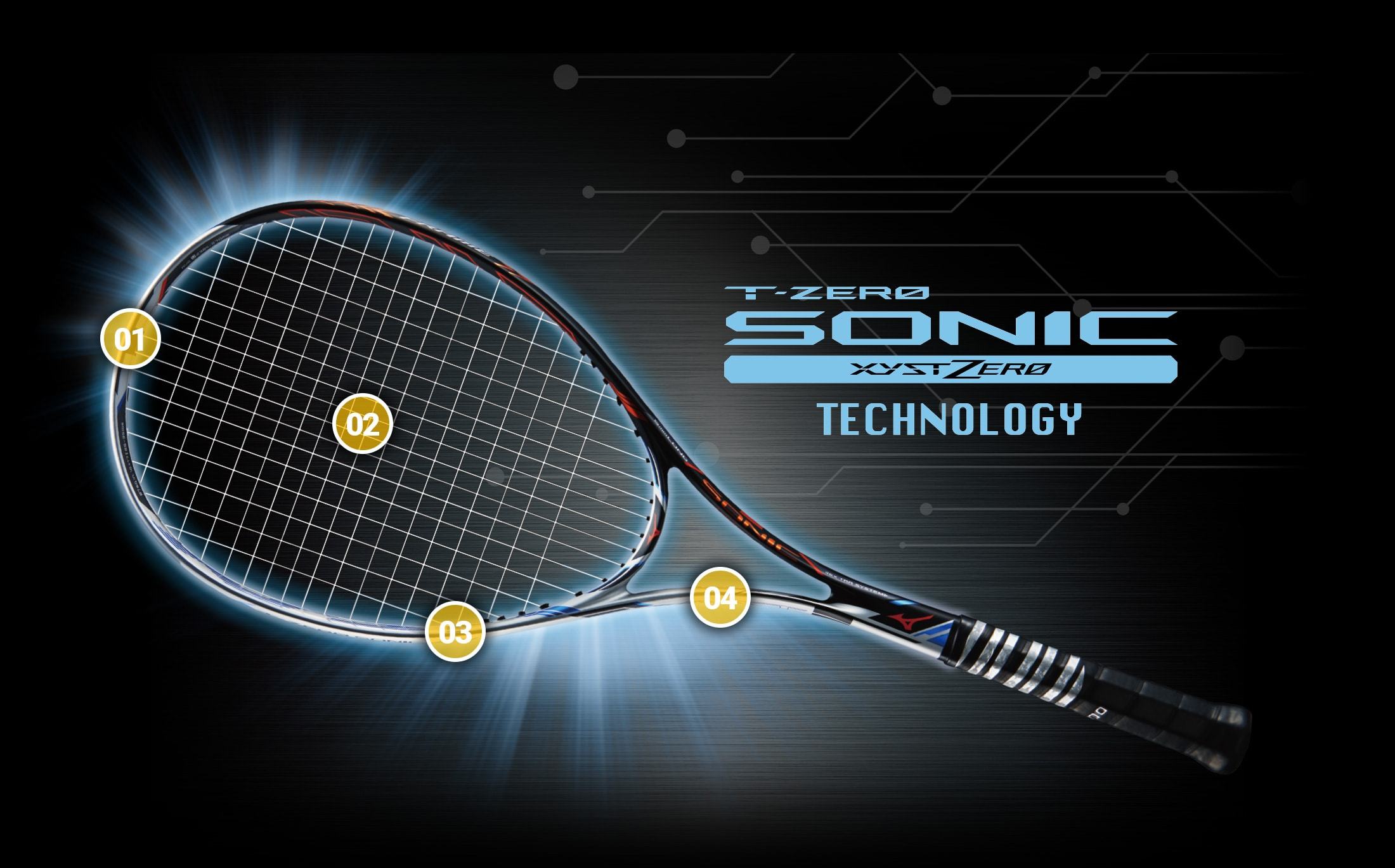 XYST T-ZERO SONIC TECHNOLOGY