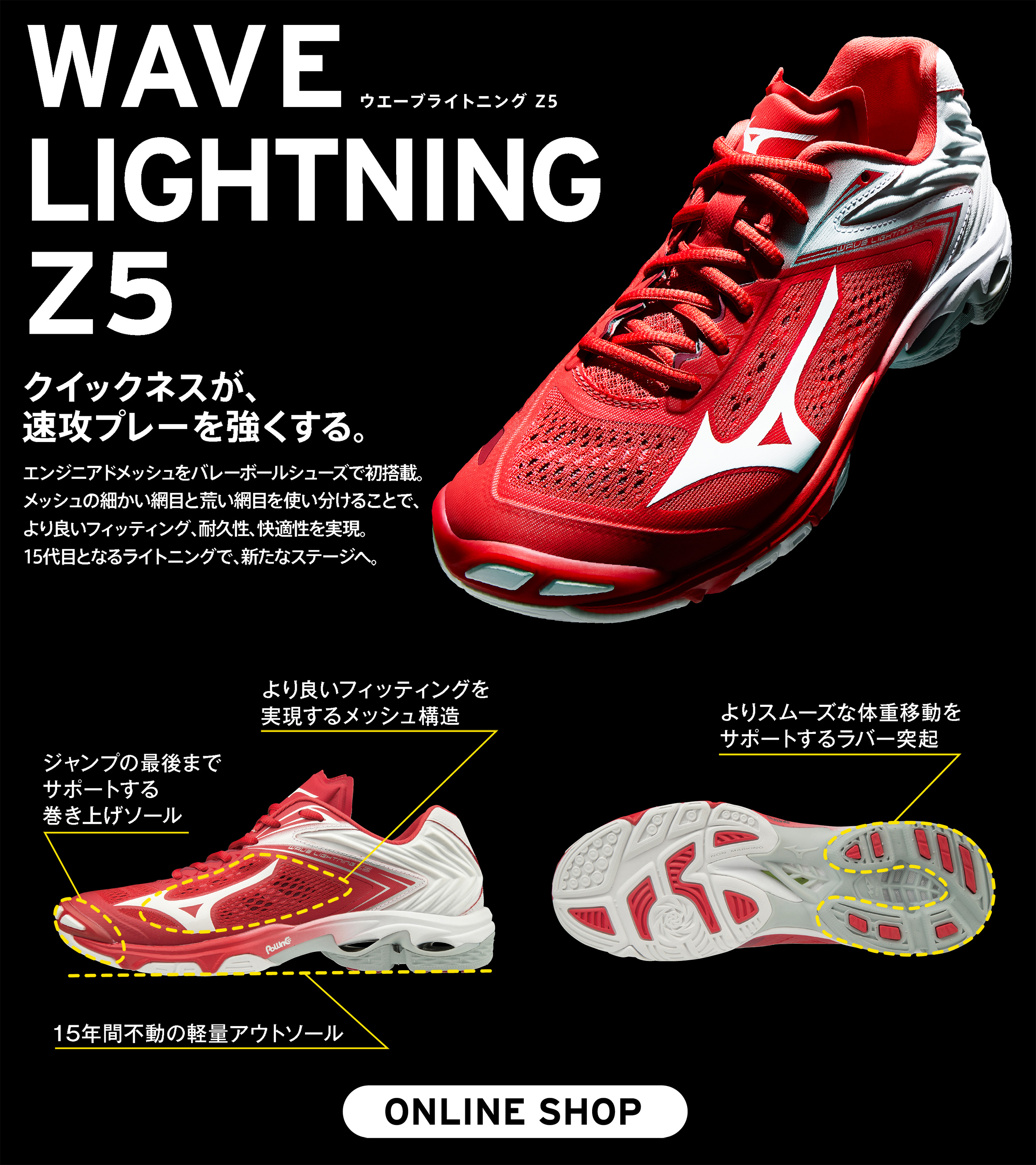 FUNCTION/WAVE LIGHTNING Z5